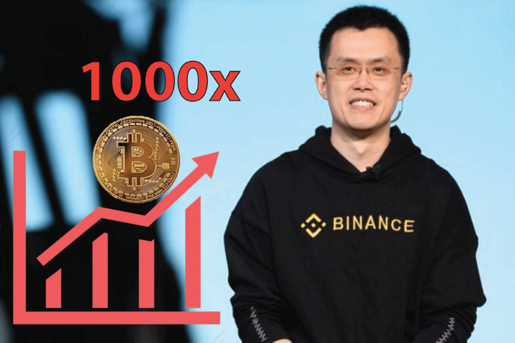 Crypto Market Will Surely Get at 1000x And More: Binance CEO