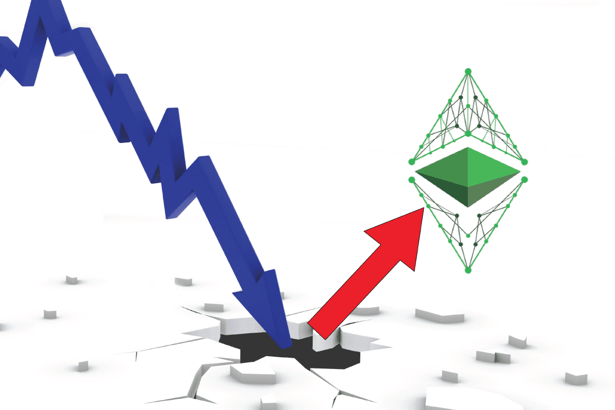 Ether's Free Fall Has Stopped From Yesterday