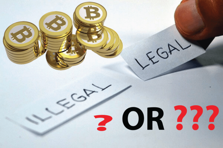 Legality of Bitcoin