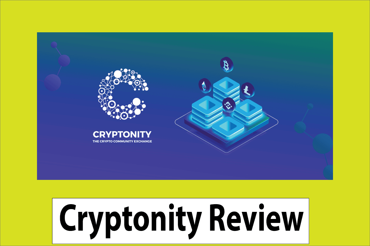 Cryptonity- The Crypto Community Exchange