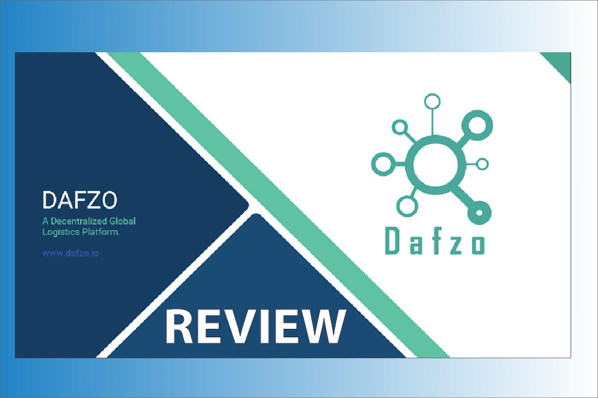 Dafzo- A Combo of Both Fintech and Logistics Blockchain ledger