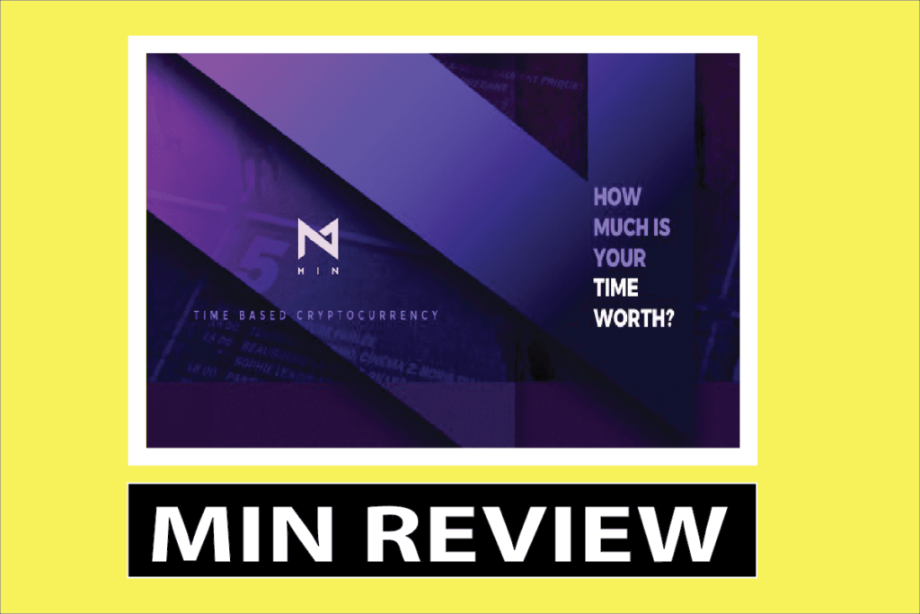 MIN- A Crypto Currency Platform of Payments System