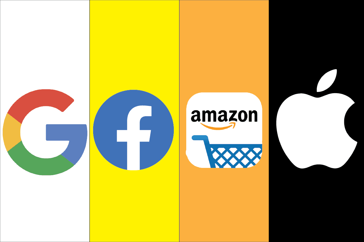 Google Stuffers, Facebook, Amazon, Apple, Netflix Went Full Crypto