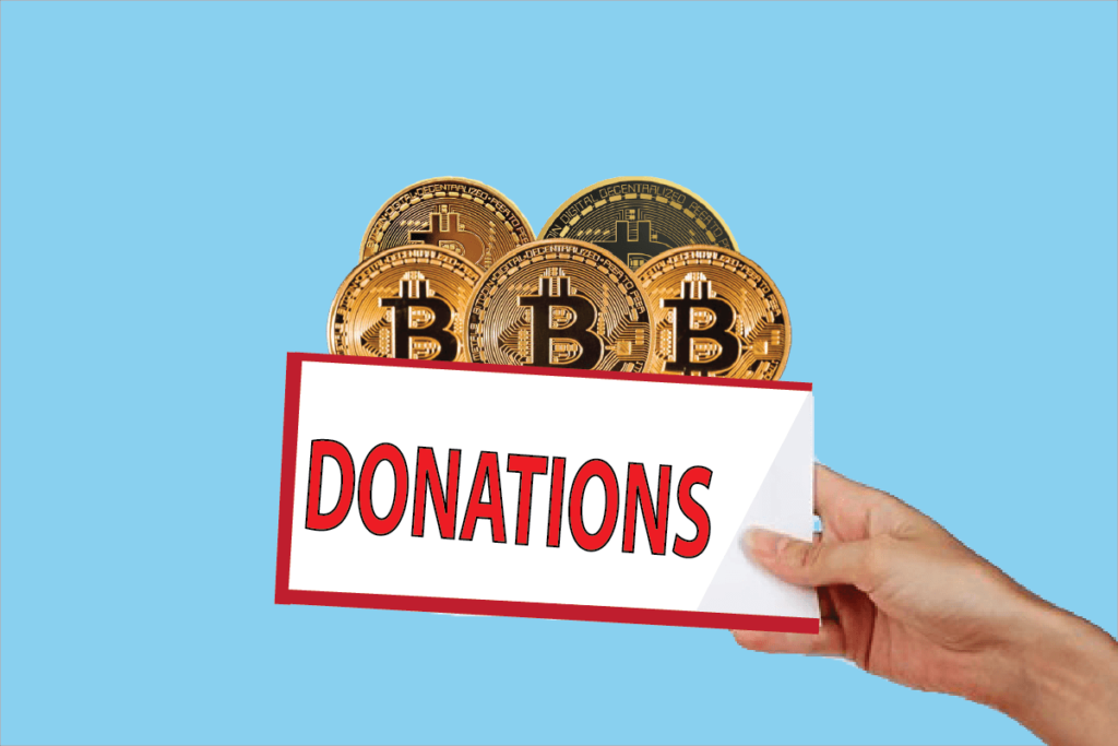 List of Eight Organizations that Accept CryptoCurrency Donations