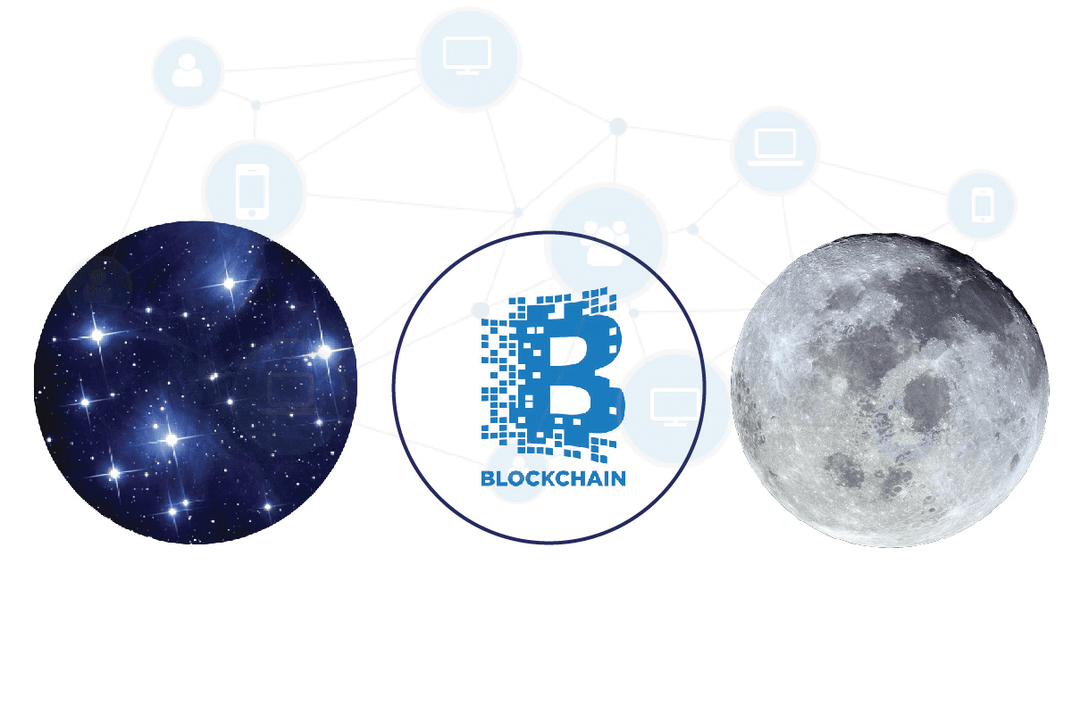 The Stars, The Moon As Well As The Blockchain (Latest News)