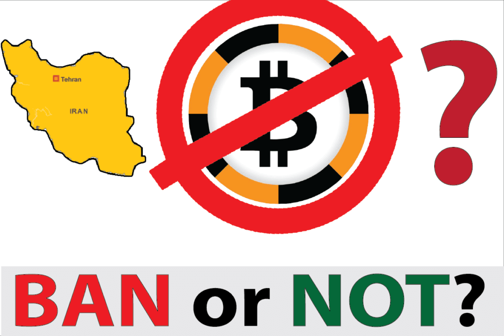 Bitcoin Can be banned by Iran as Payment