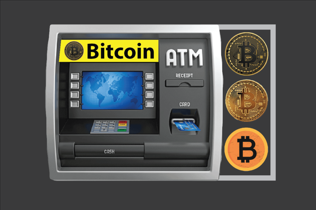 Flourishing of Bitcoin ATM in Venezuela
