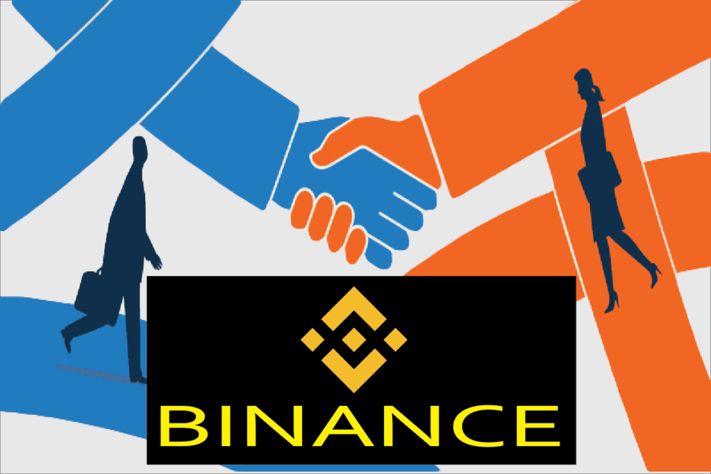 Build and Beef Up Partnerships- Binance Strategy