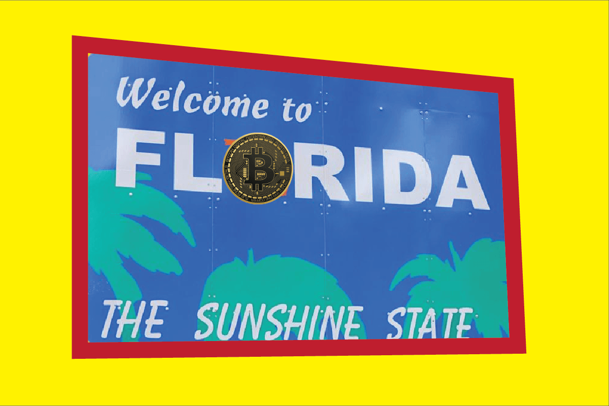 Florida Crux of Bitcoin
