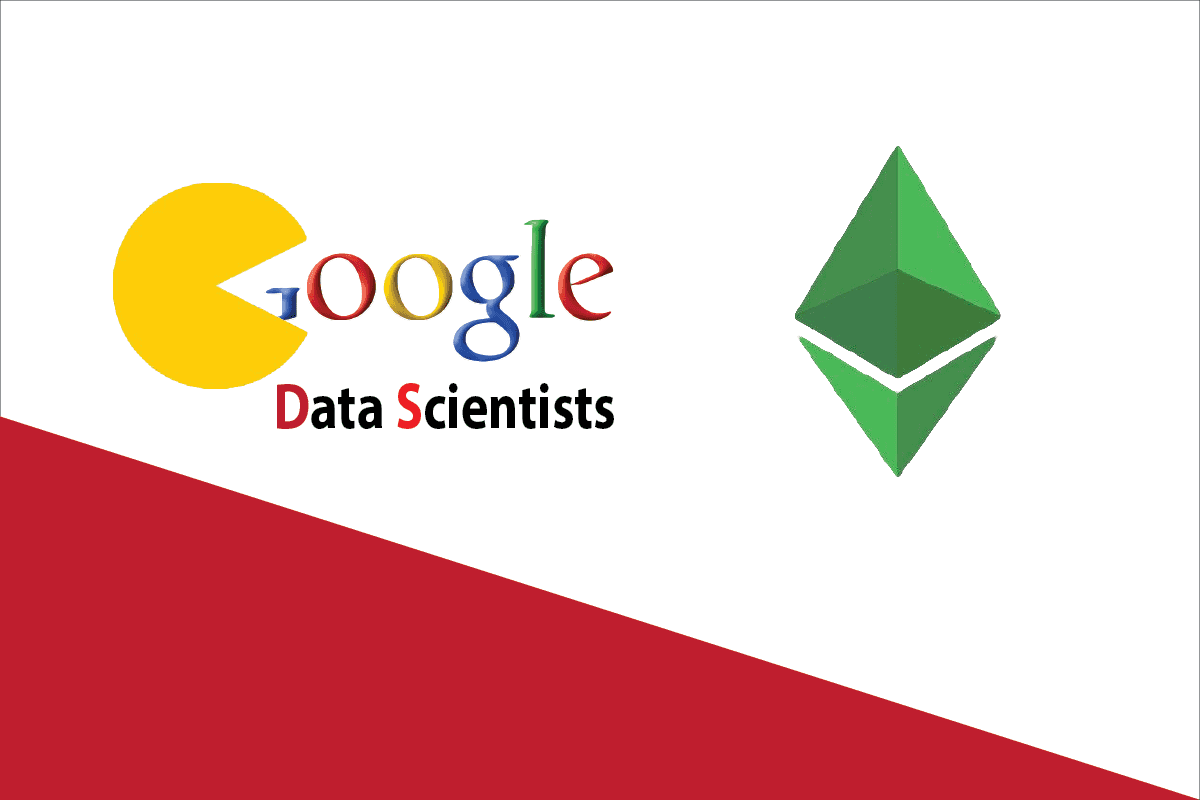 Google Data Scientists are Interested in Ethereum Classic