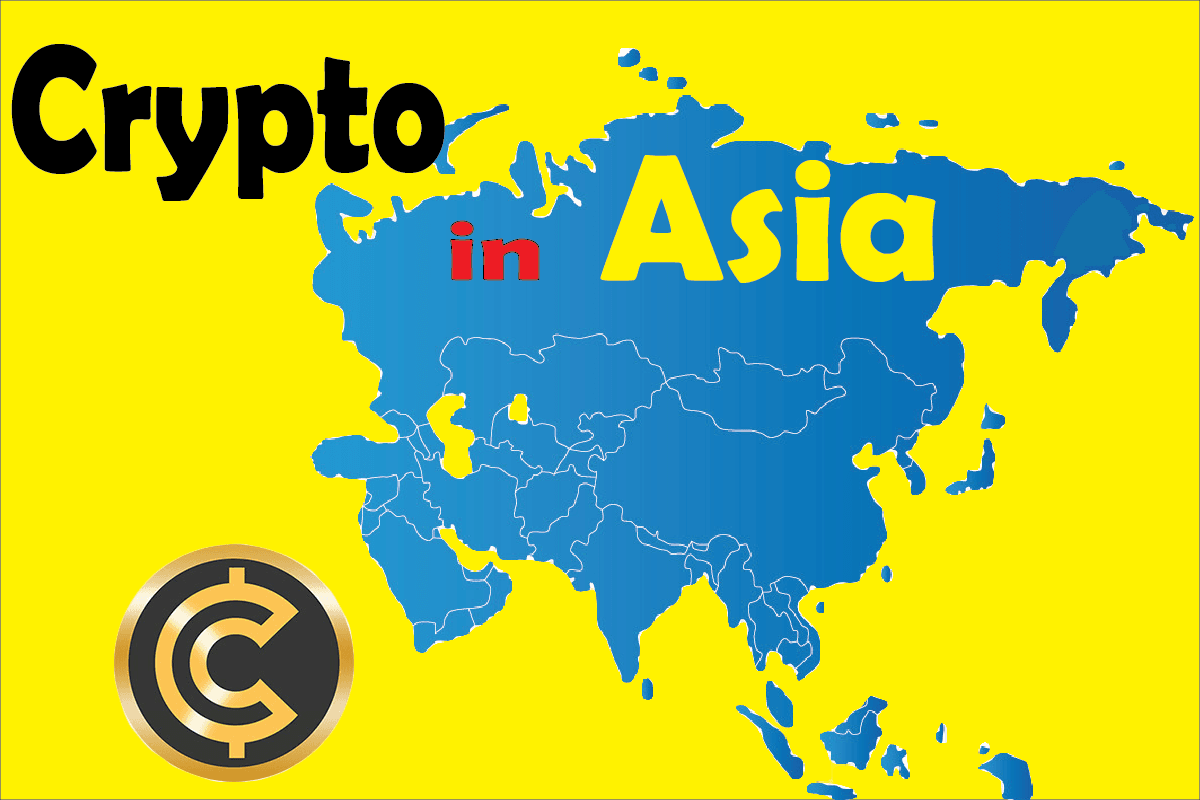 Why Asia is Important for the Growth of Crypto Market