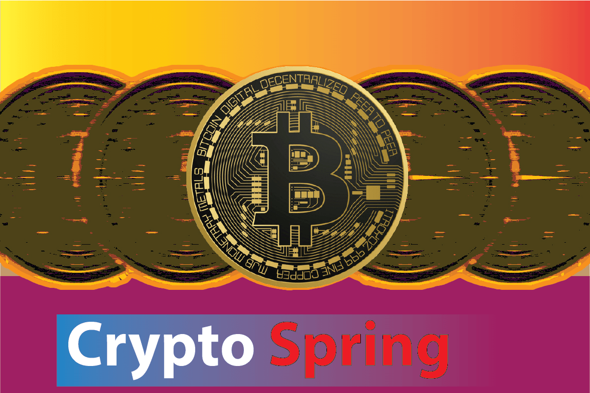 Crypto 'Spring' is about to Come