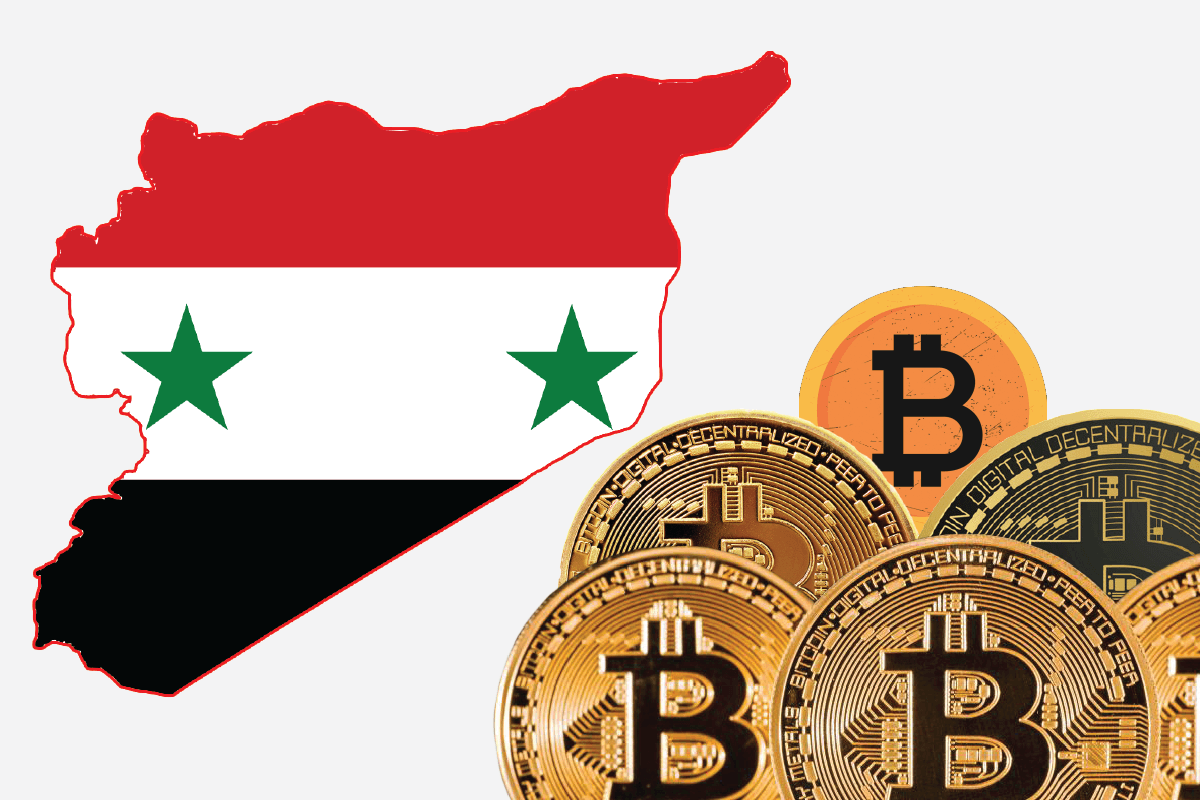 Cryptocurrency in Syria- The True Story