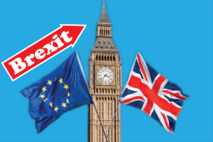 Perfect Time for a Blockchain Brexit
