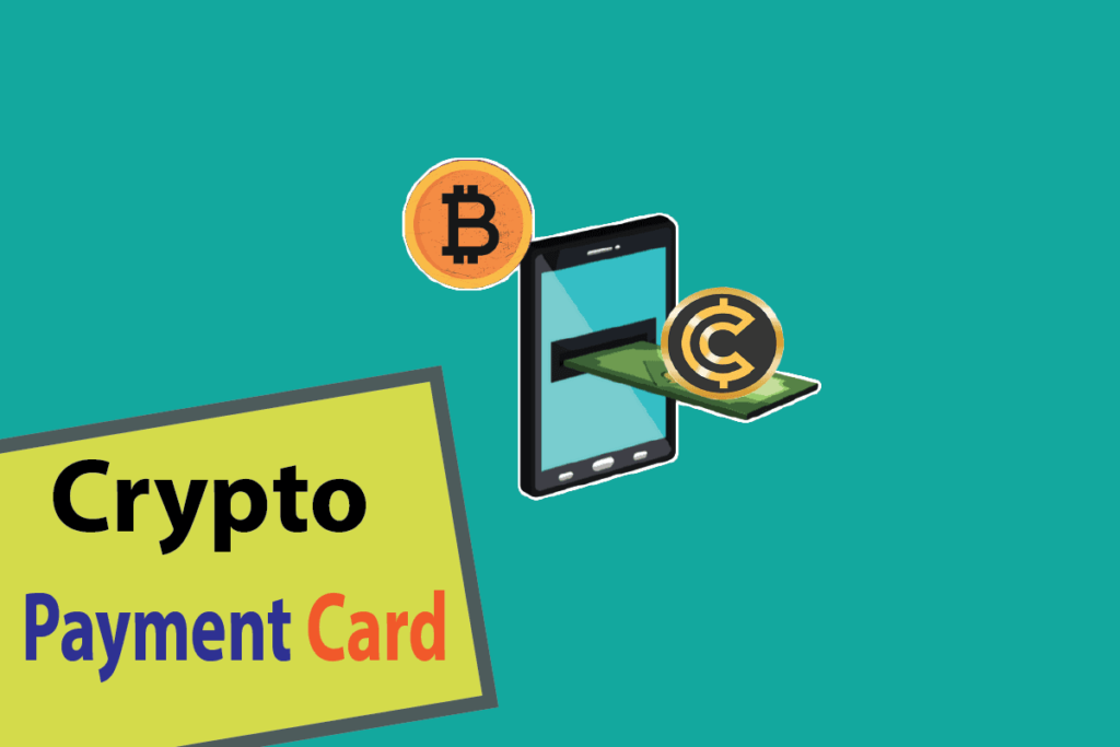 Global Crypto Payment Card by Crypterium