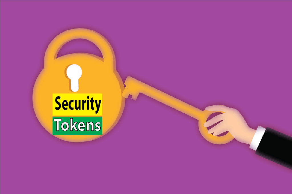 Velocity of Security Tokens