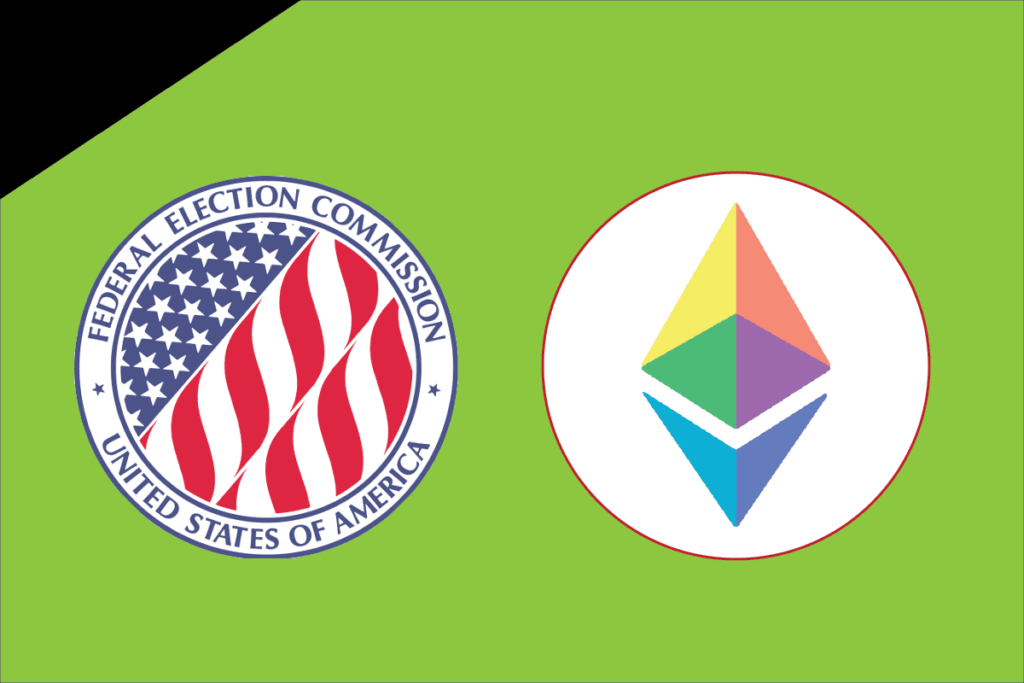 Congressional Candidate's Plan to Issue Ethereum Token