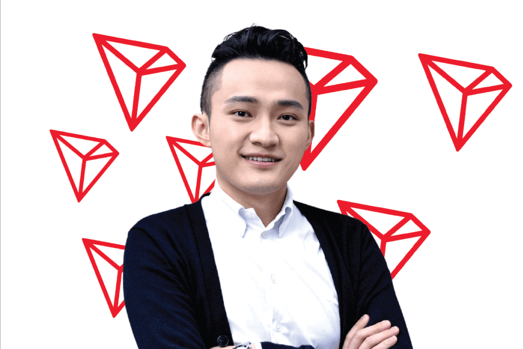 Surfacing in San Francisco of Justin Sun- Chinese Media Report