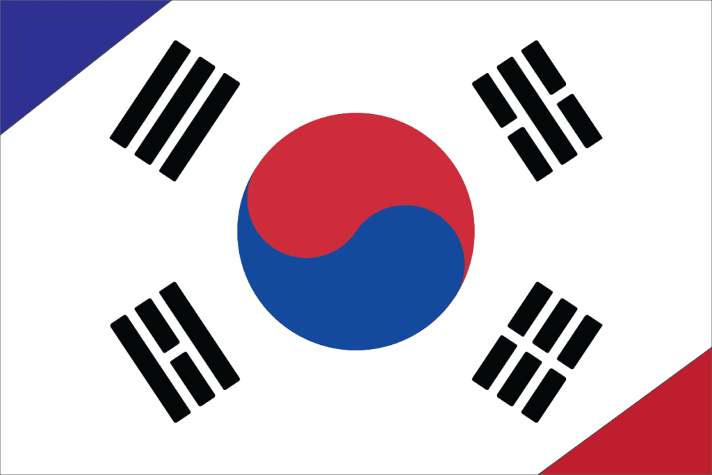 Declaration from South Korea of Regulation-Free zone for Crypto