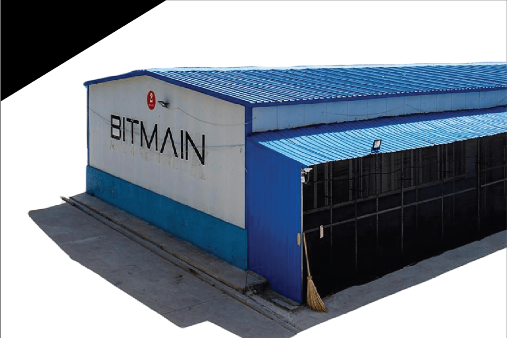 Drawing of Criminal Investigation by Importer of Bitmain's Bitcoin Miners