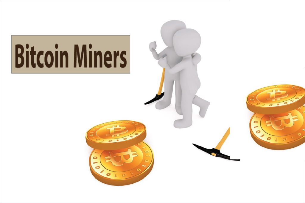 Termination of the Operations of Bitcoin Miners