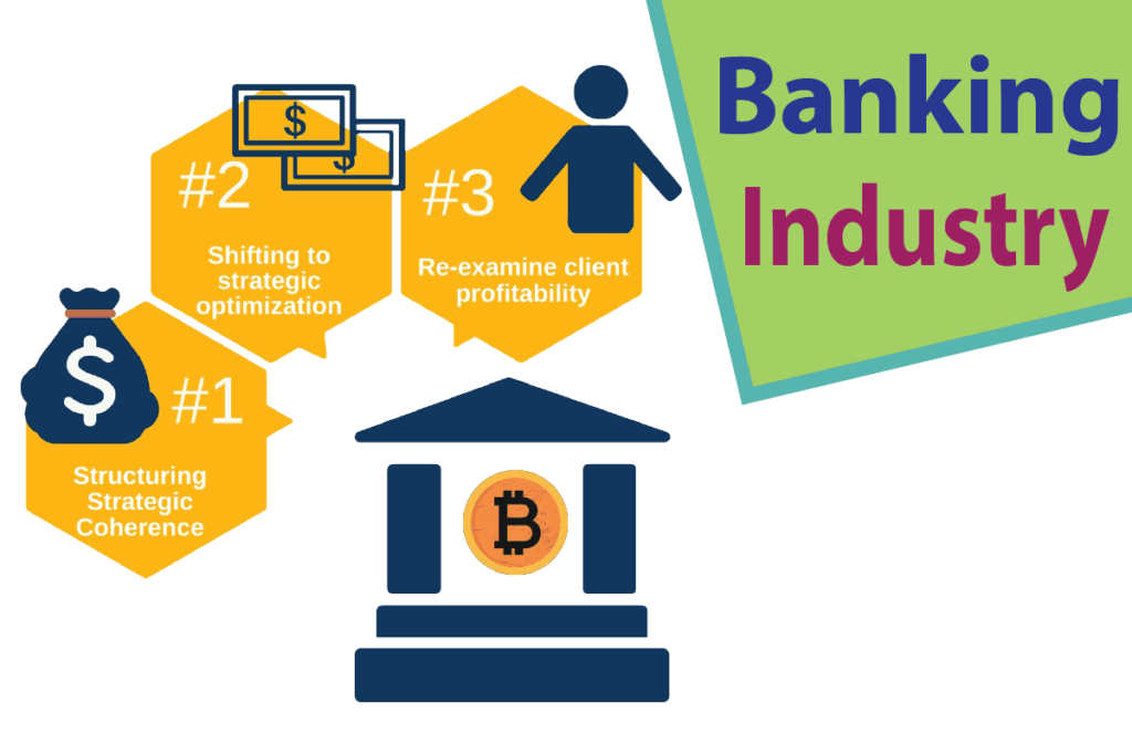 Chasing of Banking Industry in on the Crypto Craze