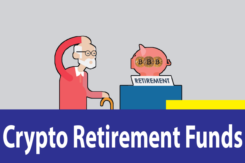 Lending out of Crypto Retirement Funds