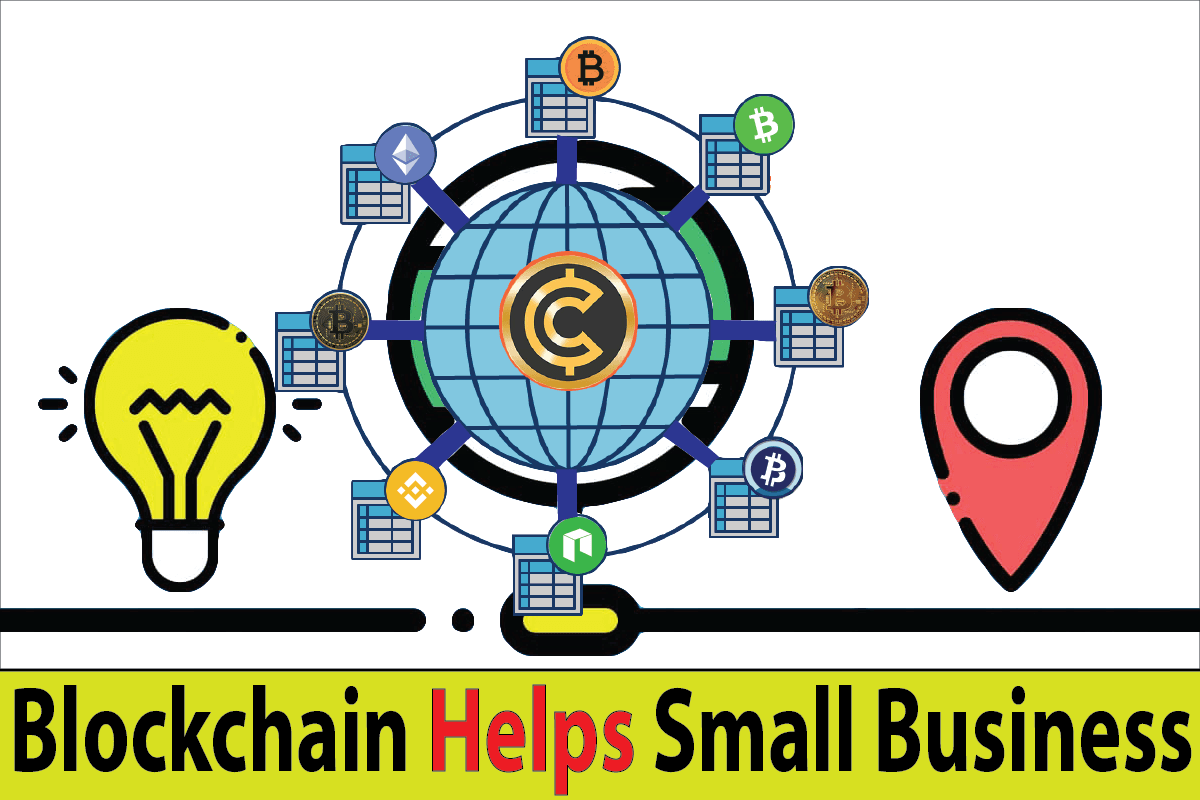 Small Businesses are benefited by Guangdong Blockchain