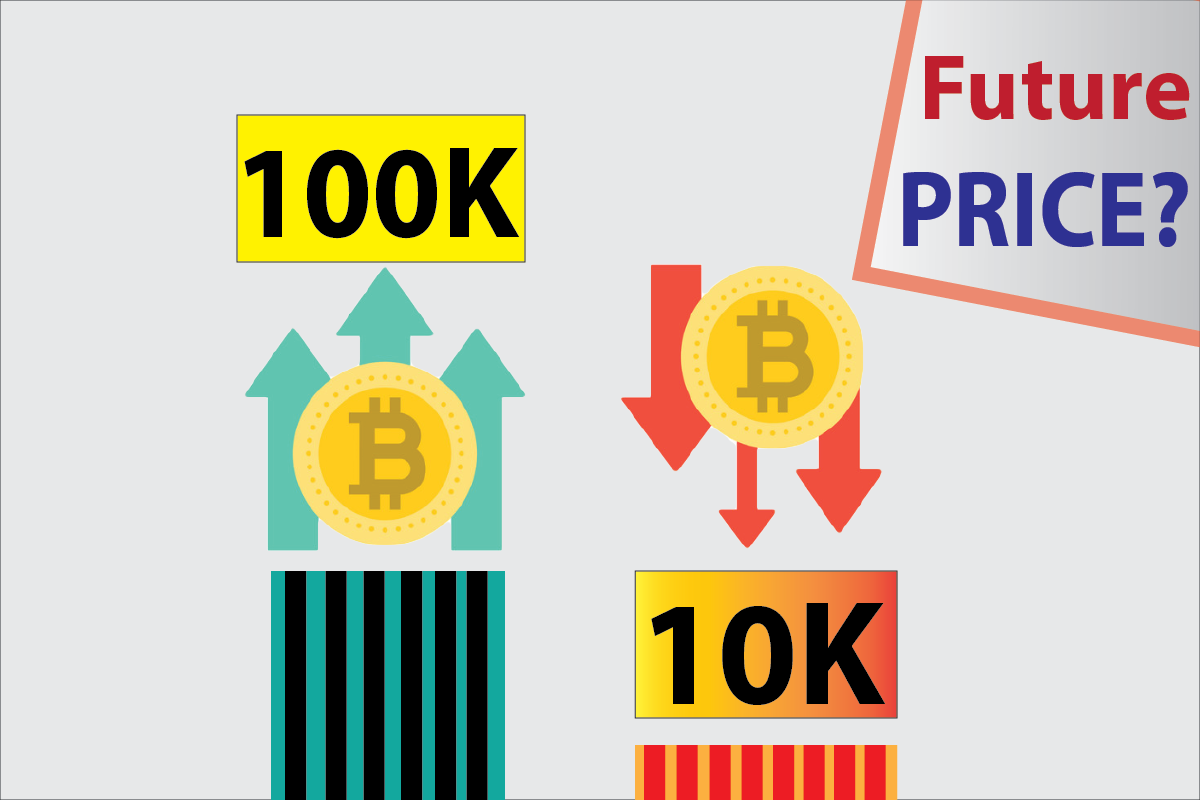 Would $100k be a perfect target for Bitcoin to hit