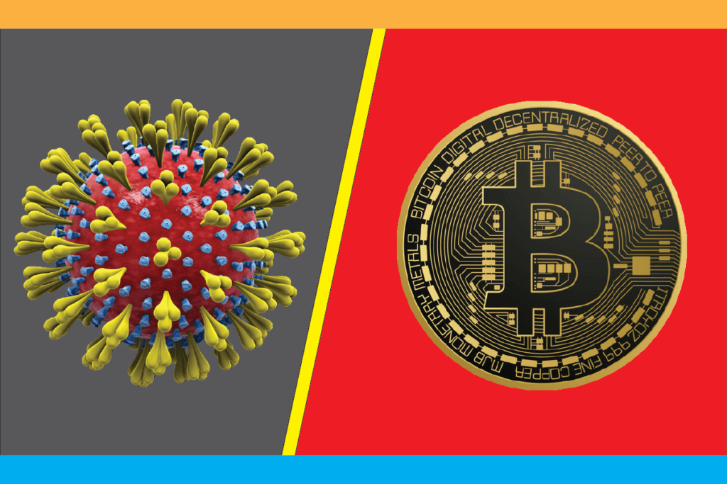 Is coronavirus a reason behind Bitcoin's price gain?