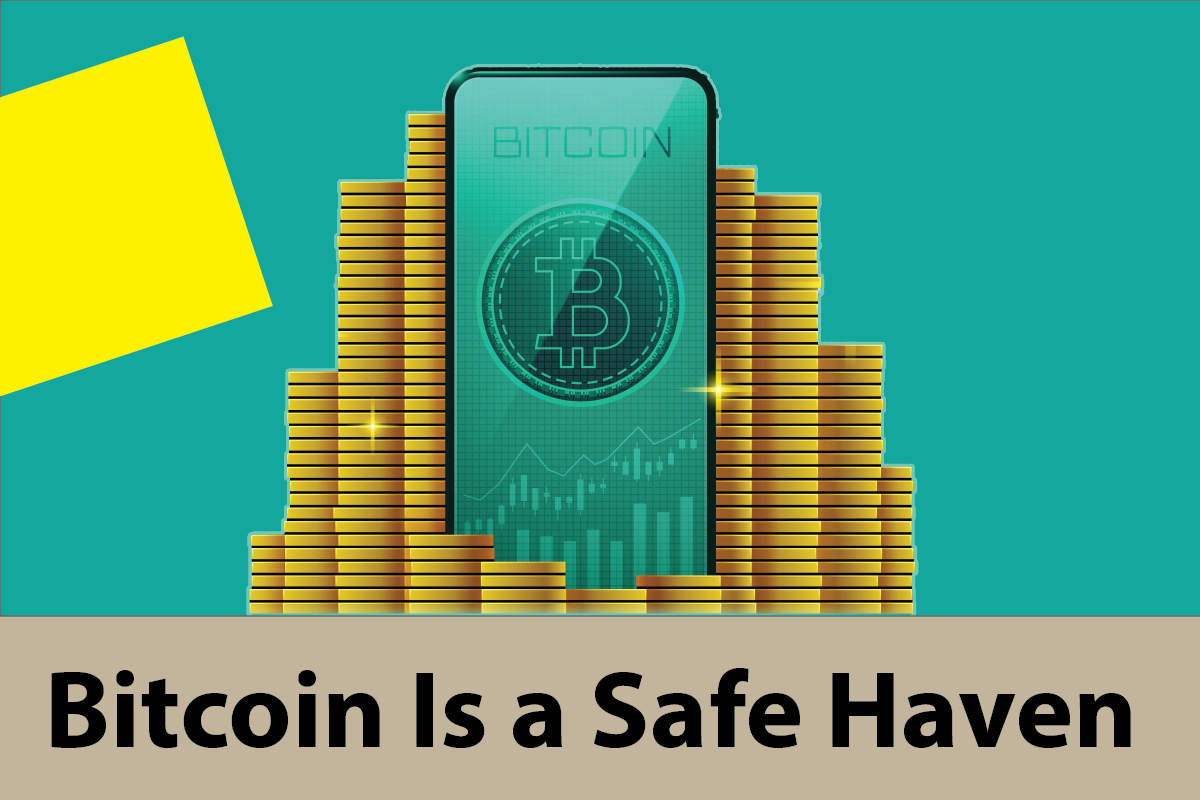 Bitcoin's failure to prove itself as a safe haven