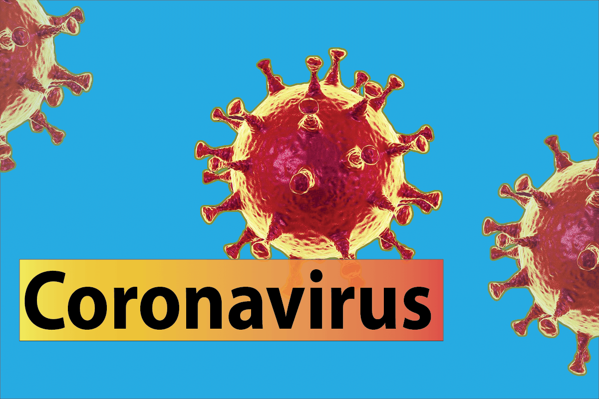 Effect of coronavirus on Bitcoin and U.S. Stocks