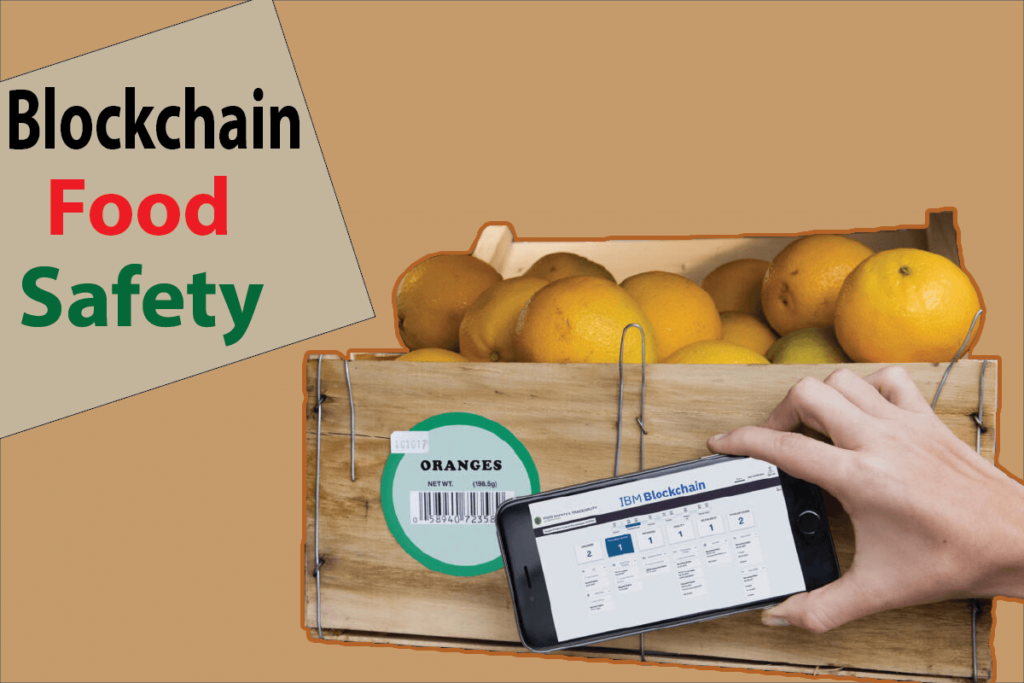 Adoption of Blockchain by Dole Food Company for Food Safety