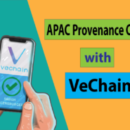 The APAC Provenance Council with VeChain for a new Horizon