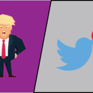 Trump & Twitter are defiant leaving opportunity to decentralization
