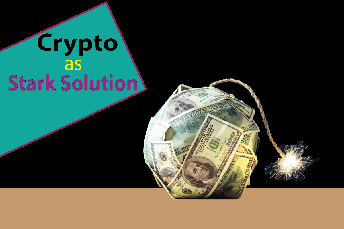 Crypto as a stark solution in developing nations